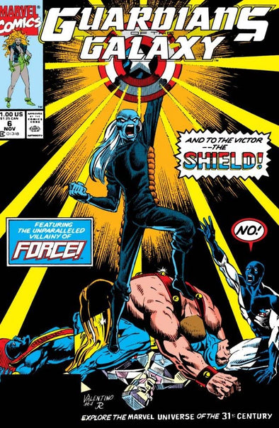 Guardians of the Galaxy (1990) #06