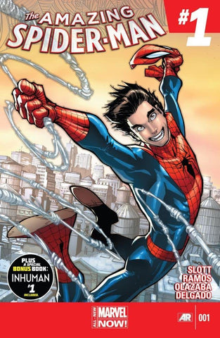 Amazing Spider-Man (2014-2015) Vol. 03