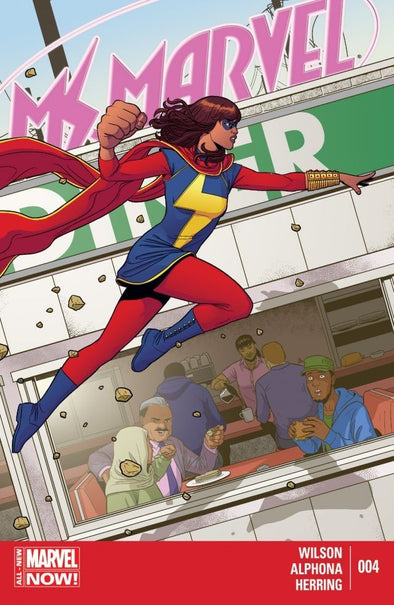 Ms. Marvel (2014) #04