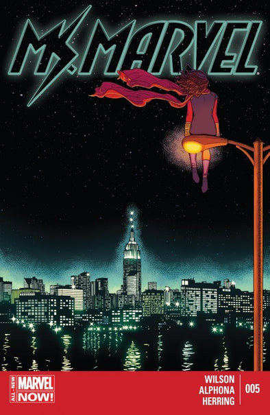 Ms. Marvel (2014) #05