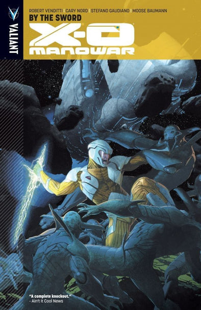X-O Manowar (2012) TP Vol. 01: By the Sword