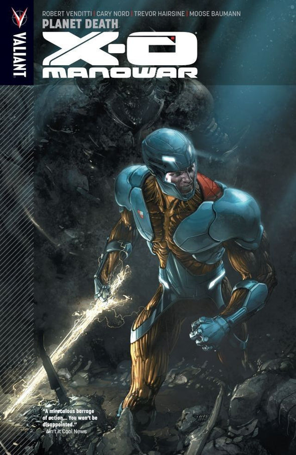 X-O Manowar (2012) TP Vol. 03: Planet Death