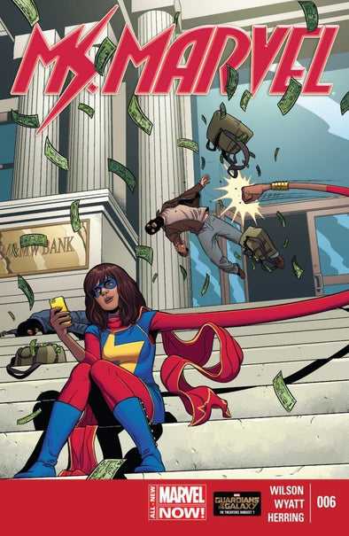 Ms. Marvel (2014) #06