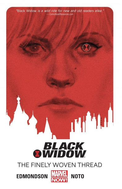 Black Widow (2014) TP Vol. 01: The Finely Woven Thread