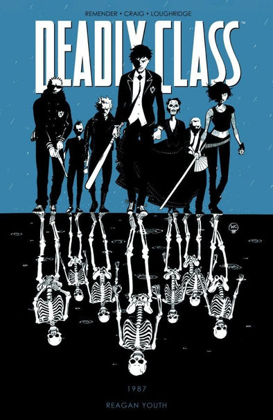 Deadly Class TP Vol. 01: Reagan Youth