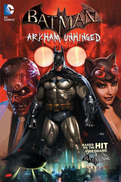 Batman Arkham Unhinged TP Vol. 01