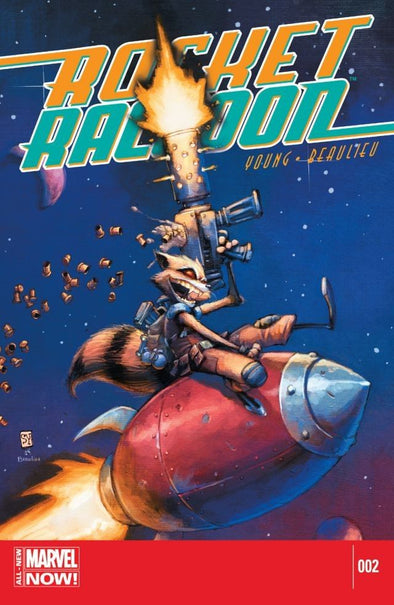 Rocket Raccoon (2014) #02