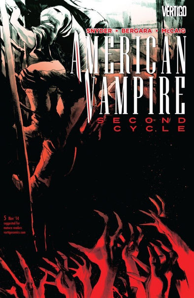 American Vampire: Second Cycle (2014) #005