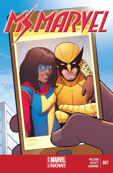 Ms. Marvel (2014) #07