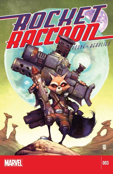 Rocket Raccoon (2014) #03