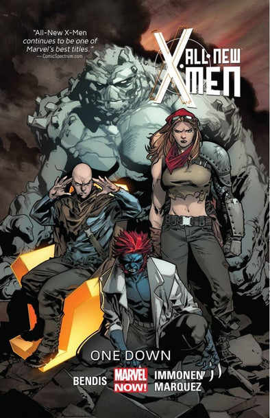 All-New X-Men (2012) TP Vol. 05: One Down