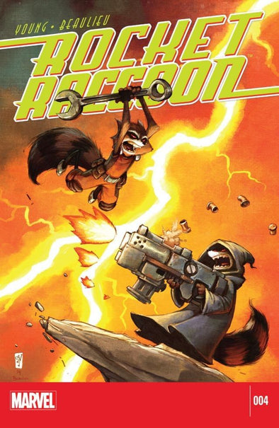 Rocket Raccoon (2014) #04