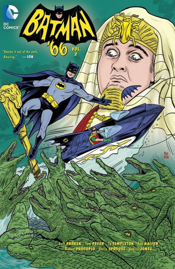 Batman '66 Vol. 02 TP