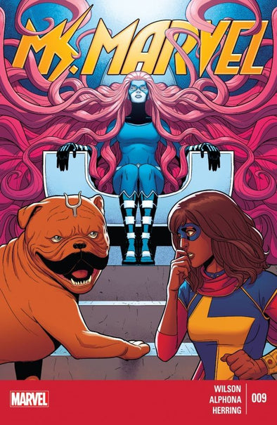 Ms. Marvel (2014) #09