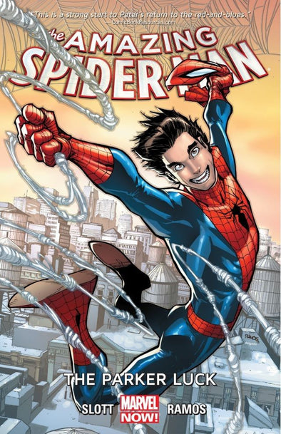 Amazing Spider-Man (2014) TP Vol. 01: Parker Luck