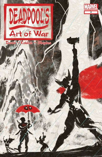 Deadpool's Art of War (2014) #02