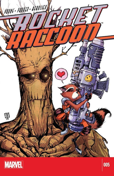 Rocket Raccoon (2014) #05
