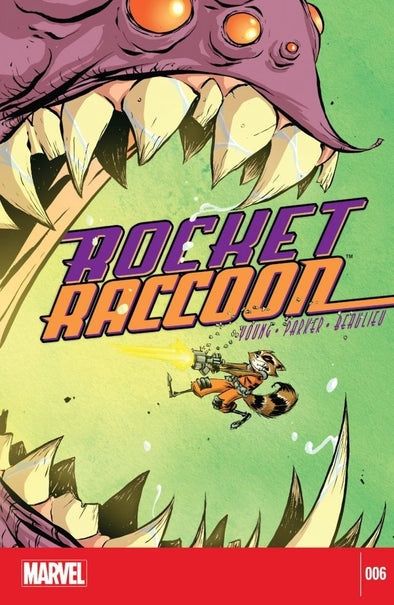 Rocket Raccoon (2014) #06