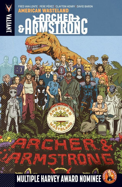 Archer & Armstrong TP Vol. 06: American Wasteland