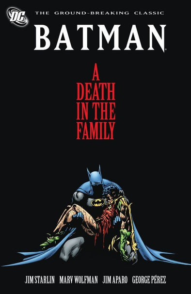 Batman: A Death in the Family TP