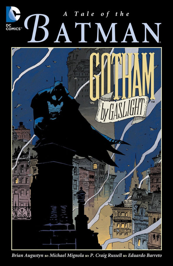 Batman Gotham By Gaslight TP