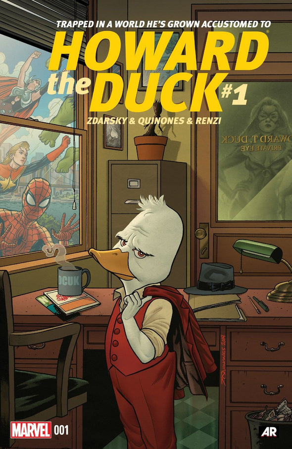 Howard The Duck (2015) #01