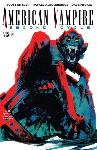American Vampire: Second Cycle (2014) #007
