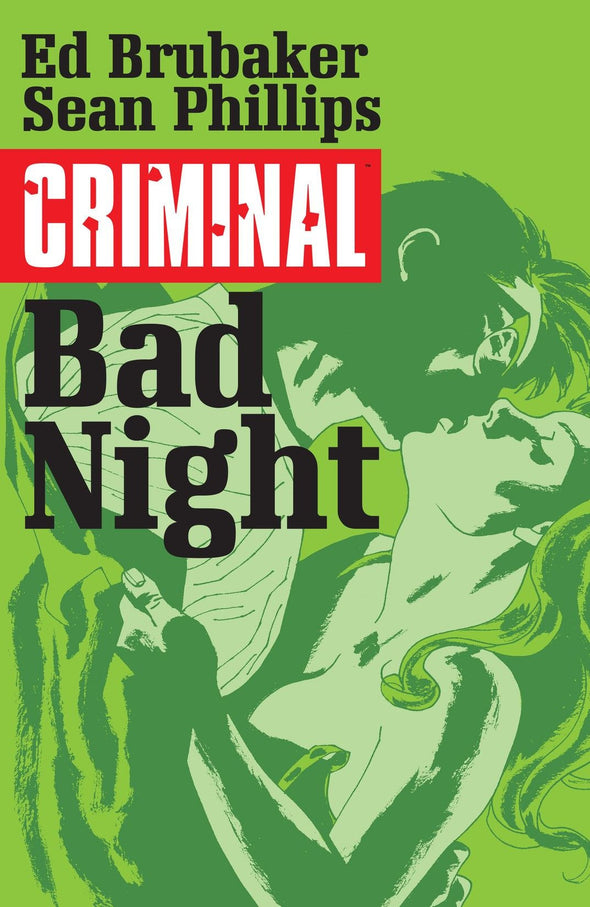 Criminal TP Vol. 04: Bad Night