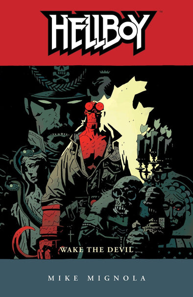 Hellboy TP Vol. 02: Wake the Devil