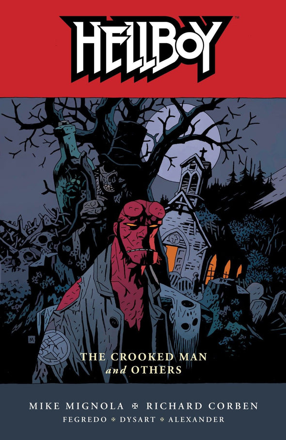 Hellboy TP Vol. 10: The Crooked Man and Others