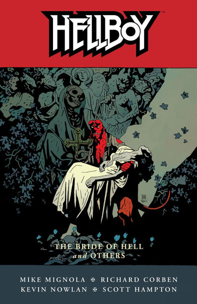 Hellboy TP Vol. 11: The Bride of Hell and Others
