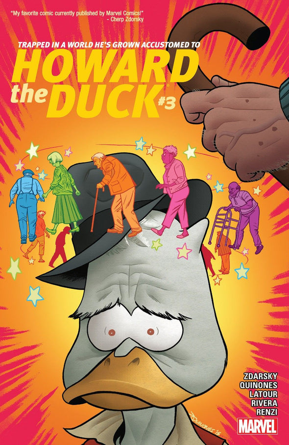 Howard The Duck (2015) #03