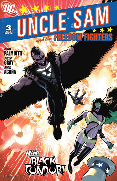 Uncle Sam and the Freedom Fighters (2006) #03