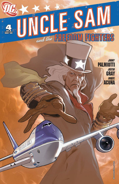 Uncle Sam and the Freedom Fighters (2006) #04