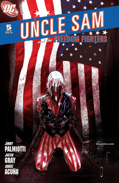 Uncle Sam and the Freedom Fighters (2006) #05
