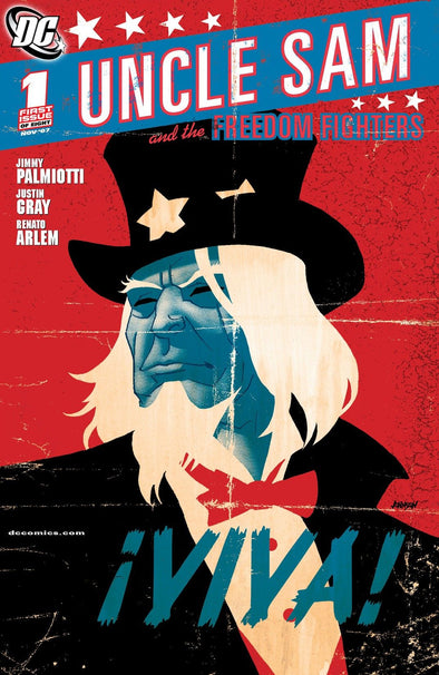 Uncle Sam and the Freedom Fighters (2007) #01
