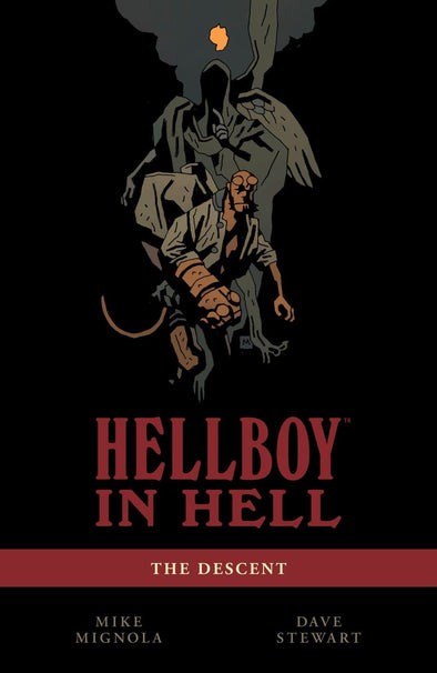 Hellboy In Hell TP Vol. 01: The Descent