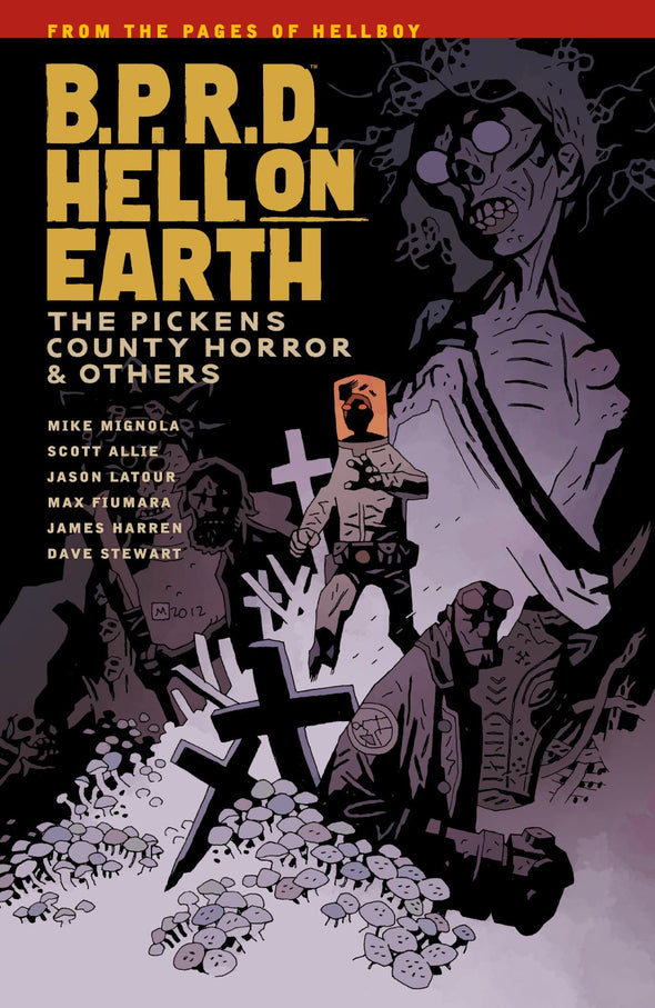 B.P.R.D. Hell on Earth TP Vol. 05: The Pickens County Horror and Others