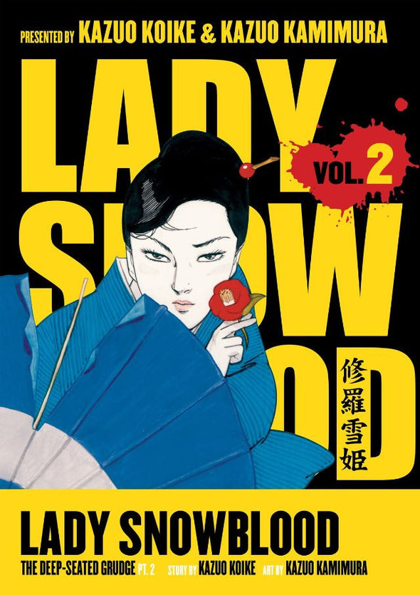 Lady Snowblood Vol. 02: The Deep-Seated Grudge Pt. 02 TP