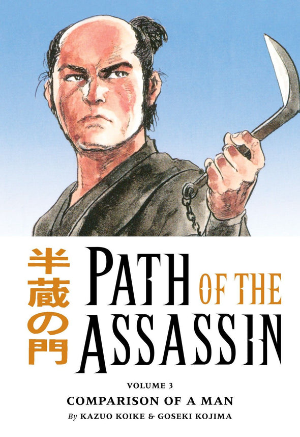 Path of the Assassin TP Vol. 03