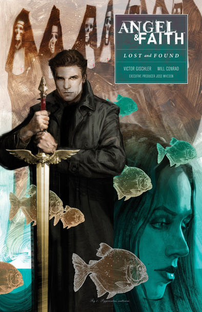 Angel & Faith: Season 10 Vol. 02 TP: Lost and Found