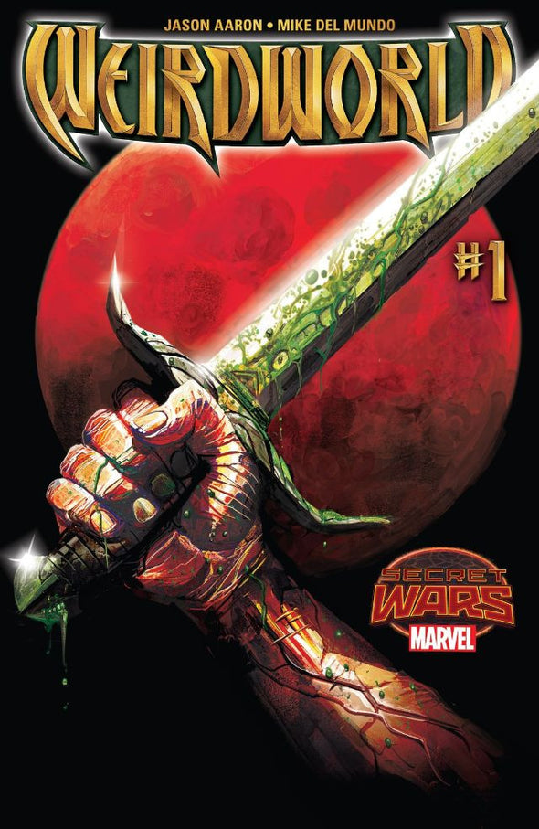 Weirdworld (2015) #01
