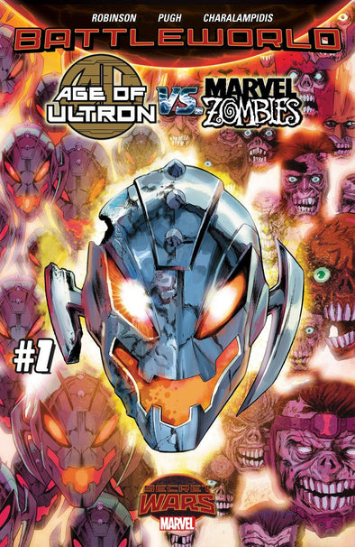 Age of Ultron vs. Marvel Zombies (2015) #01