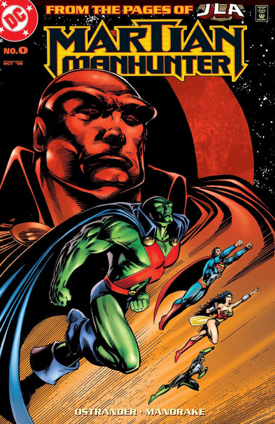 Martian Manhunter (1998) #00