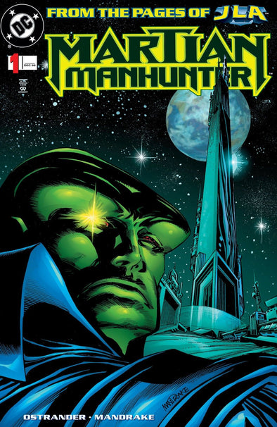 Martian Manhunter (1998) #01