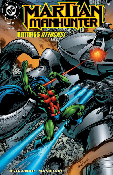 Martian Manhunter (1998) #02