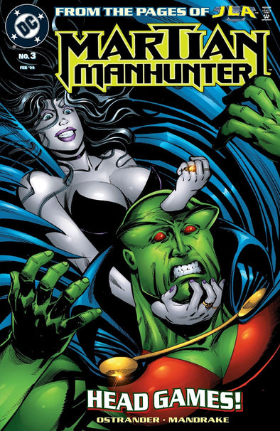 Martian Manhunter (1998) #03