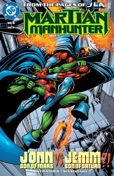 Martian Manhunter (1998) #04