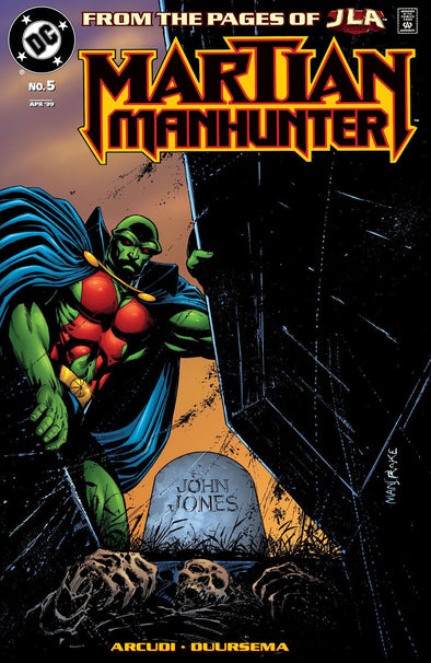 Martian Manhunter (1998) #05