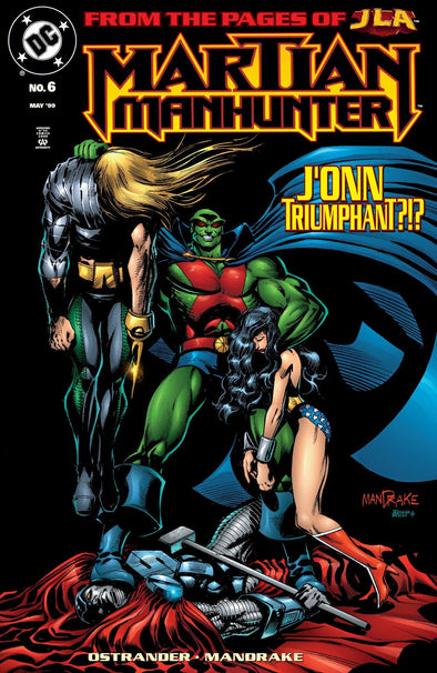 Martian Manhunter (1998) #06